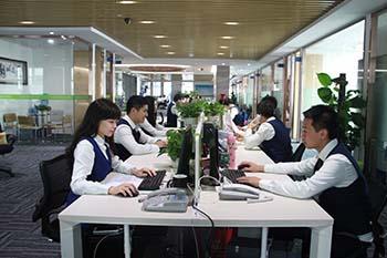 易胜博线上官网权总部办公环境