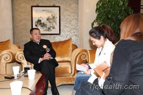 释延豹董事长接受常州媒体采访