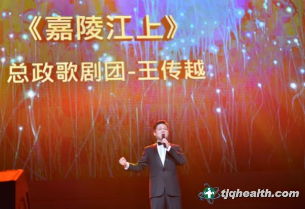 总政歌剧团王传越演唱《嘉陵江上》